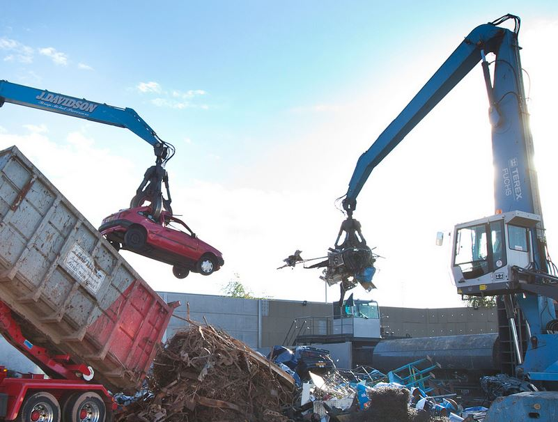 scrap metal in manchester