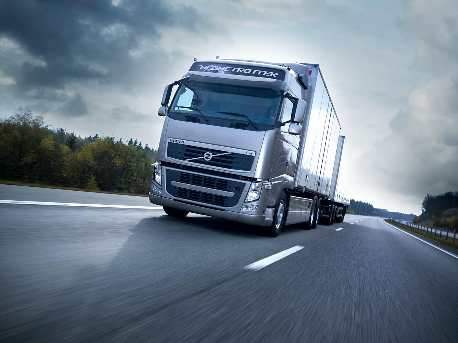Volvo And Scania Trucks