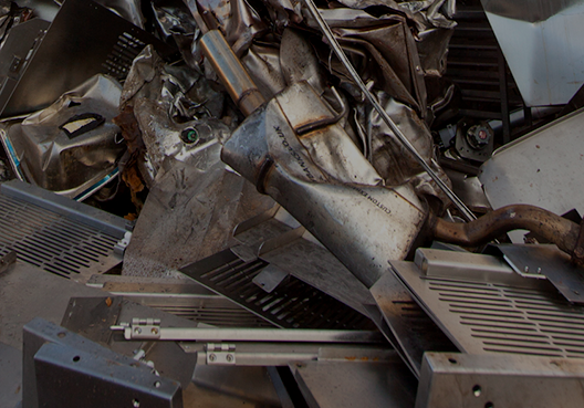 Scrap metal image