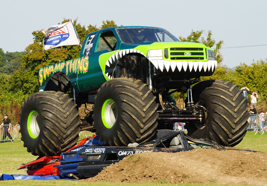 Monster truck image