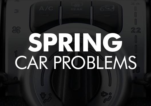 Spring car problems