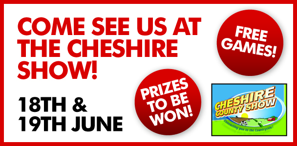 Cheshire Show Blog Header