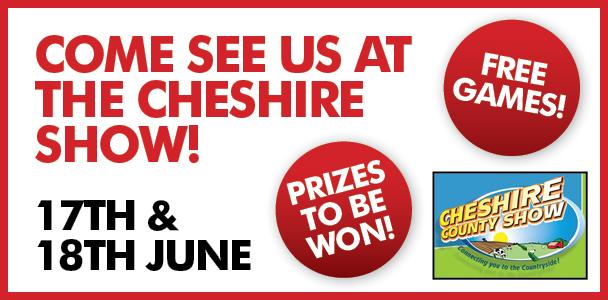 Cheshire Show Blog Header