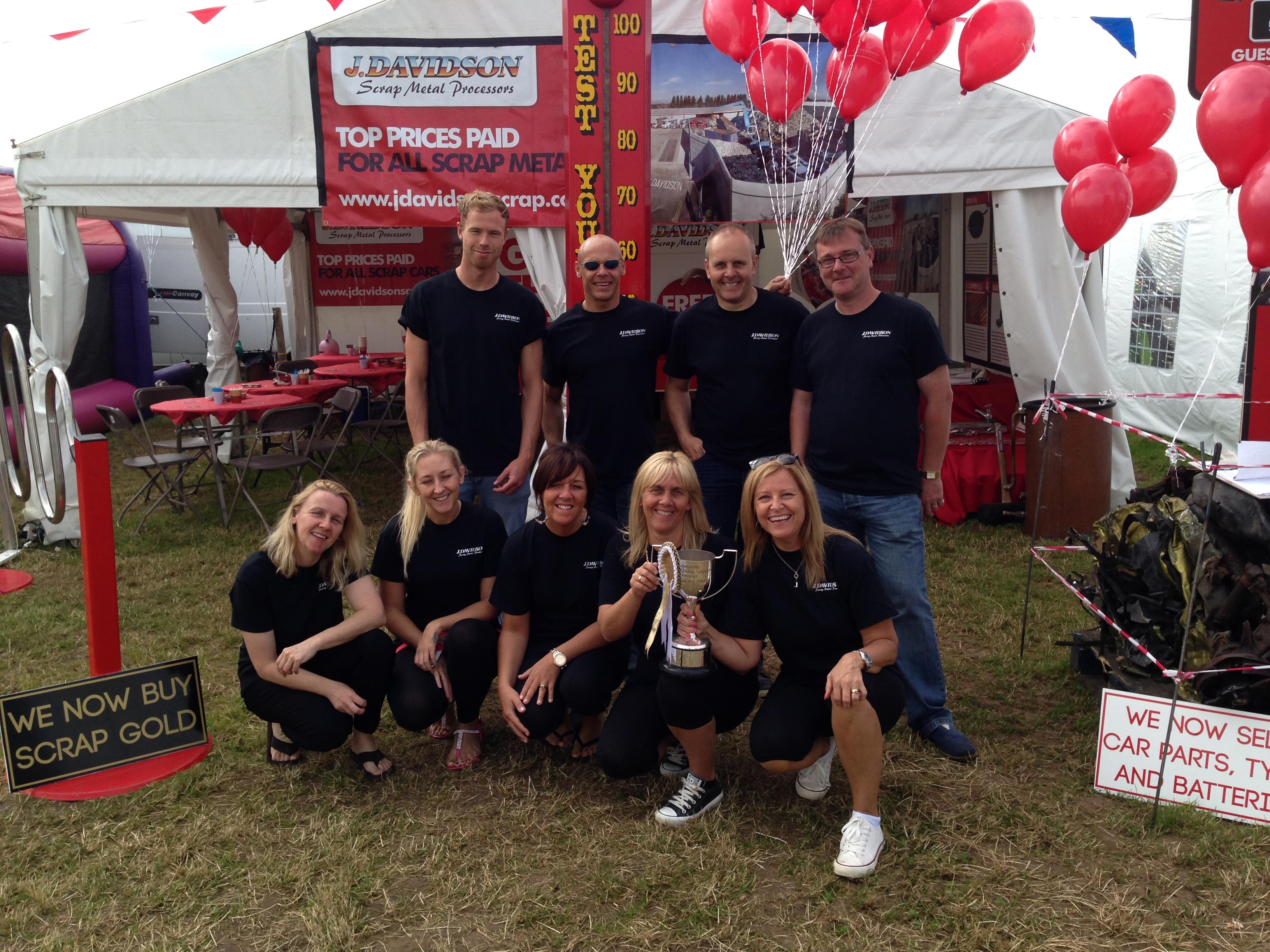 Cheshire Show Winners
