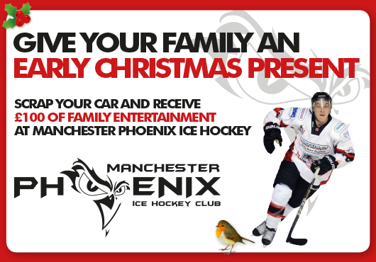 Manchester Phoenix Giveaway