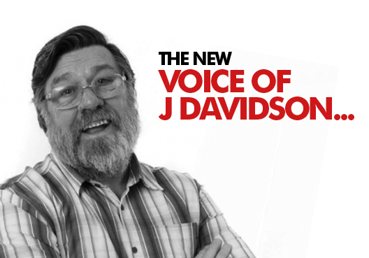 RIcky Tomlinson - New Voice of Scrap Metal Processors J Davidson